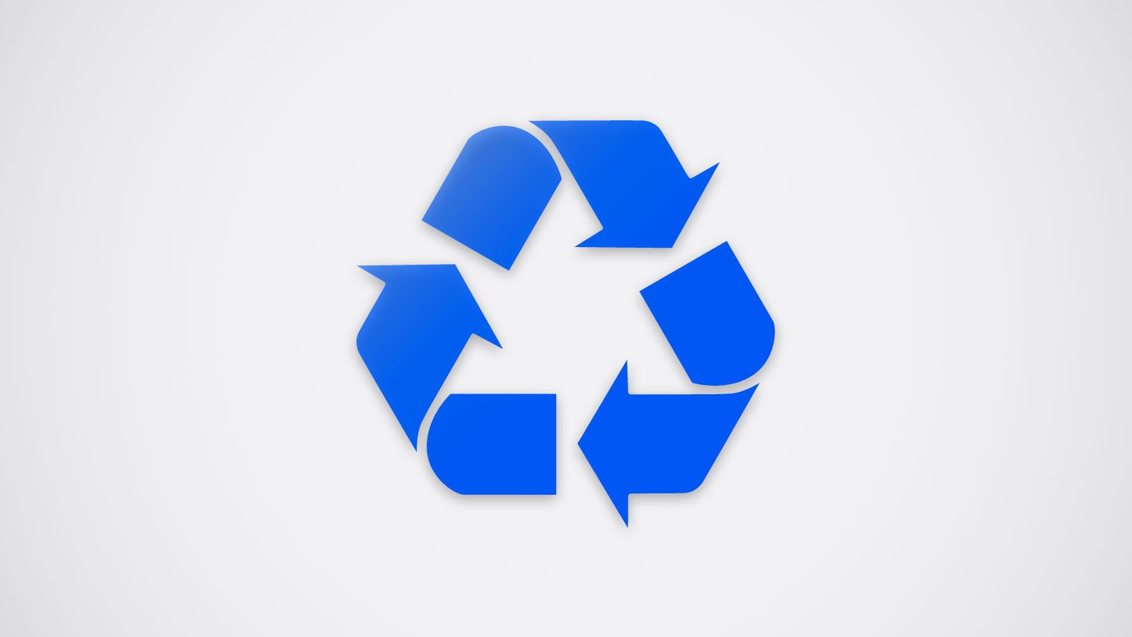 Recycling mit HPC